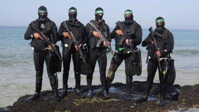 رصد مكثف.. القدرات البحرية لحماس تشغل إسرائيل