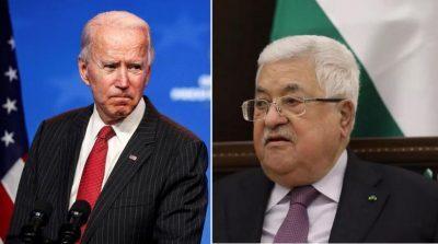 الأيام: الإدارة الأمريكية تنوي تعيين قنصل بالقدس واتصالاً هاتفياً قريباً بين أبو مازن وبايدن