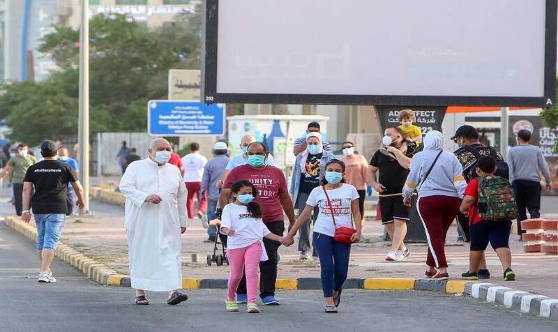 الكويت تعلن عن قرارات جديدة للحد من تفشي (كورونا)
