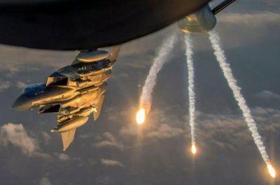 البنتاغون يعدّل تصريحاته بشأن دور العراق في الهجوم الأمريكي على سوريا (تغريدة)