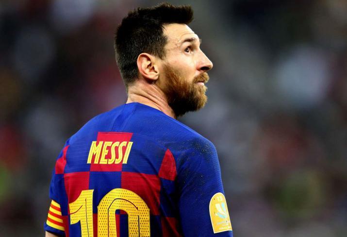كأس ملك إسبانيا.. ميسي يقود هجوم برشلونة أمام إشبيلية