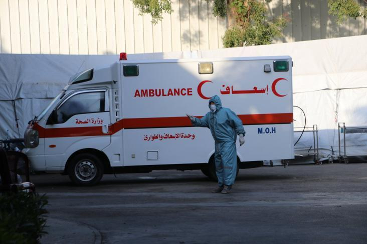 كورونا غزة.. لا وفيات جديدة وانخفاض ملحوظ بأعداد الإصابات