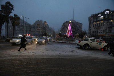 تفاصيل الحالة الجوية في فلسطين الأيام المقبلة