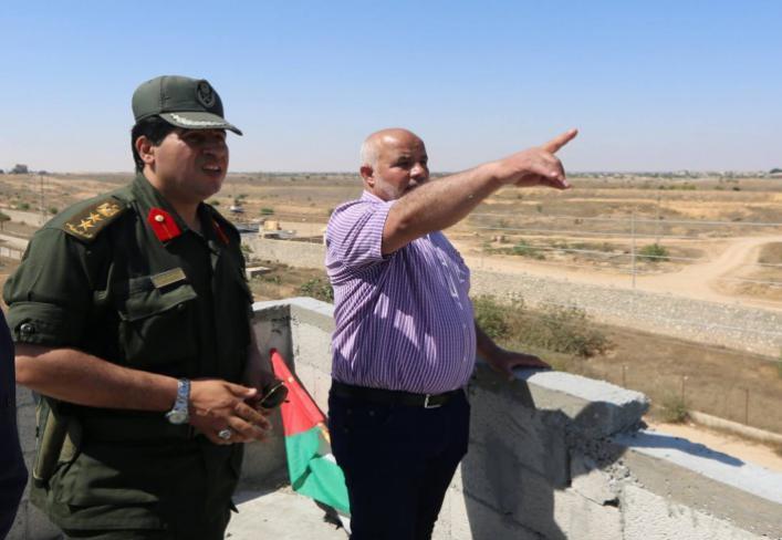 توفيق أبو نعيم يكشف حقيقة فتح معبر رفح البري بشكل يومي