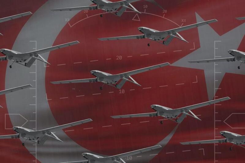 تقرير: بريطانيا تزود أنقرة سرا بقطع غيار لطائراتها المسيرة