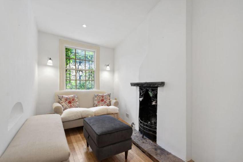 أضيق منزل في لندن