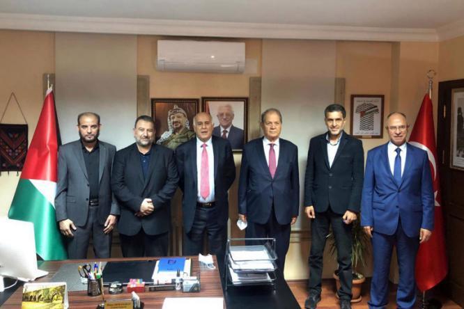 حماس: تأجيل اجتماع الفصائل الفلسطينية في القاهرة لما بعد منتصف فبراير
