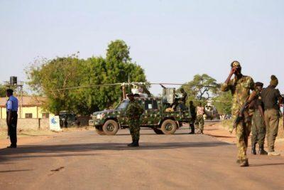 """مسلحون يختطفون """"تلاميذ مدرسة"""" شمال غرب نيجيريا"""