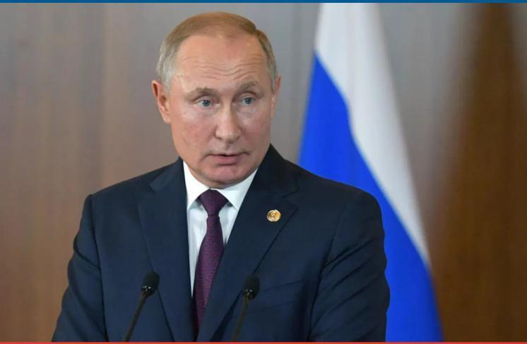 ذا صن: بوتين مرعوب من مصير القذافي (فيديو)
