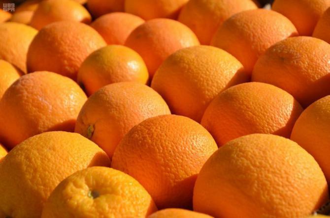 4 مسافرين يتناولون 30 كيلو برتقال قبل انطلاق رحلتهم