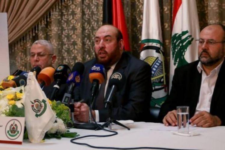 نزال: هناك قوى تسعى لتعطيل الانتخابات.. وننتظر قرار رئاسي بالإفراج عن المعتقلين بالضفة وغزة