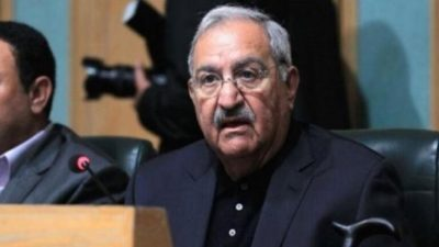 وفاة رئيس مجلس النواب الأردني الأسبق عبد الهادي المجالي بـ (كورونا)