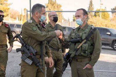 """الجيش الإسرائيلي يعلن انتهاء تدريبات """"عاصفة البرق"""" على الحدود الشمالية مع لبنان"""