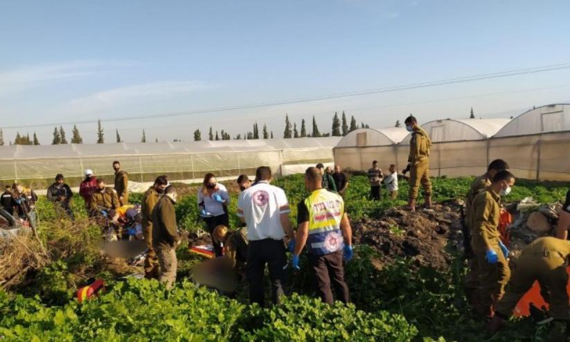 شهيد وإصابة خطيرة بعد دهس مستوطن إسرائيلي لعدد من الفلسطينيين