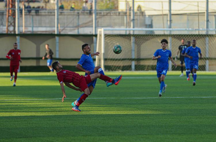 4 مباريات في دوري غزة اليوم الإثنين
