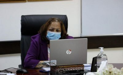 الصحة: المنحنى الوبائي يشهد ارتفاعاً كبيراً ونسبة إشغال المشافي مرتفعة جداً