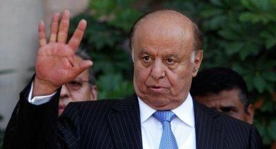الرئيس اليمني: سنقضي على المشروع الفارسي