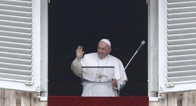 البابا يطالب بوقف النار في سوريا لإعادة بناء البلد المدمر