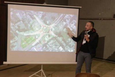 بلدية غزة تناقش تطوير مفترق الشجاعية بقيمة مليون دولار