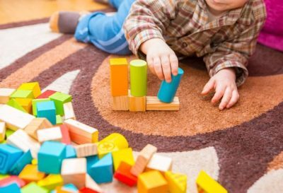 126 مادة خطرة في ألعاب الأطفال