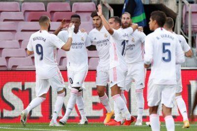 تشكيل ريال مدريد لمواجهة سيلتا فيجو بالليجا بعد قليل