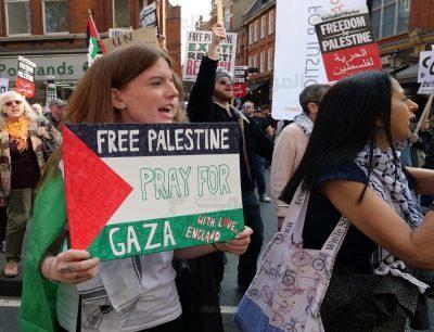 """ذي إنترسبت: اللوبي المؤيد لـ """"إسرائيل"""" يستخدم قوانين السجلات العامة كسلاح لإسكات المدافعين عن """"فلسطين"""""""