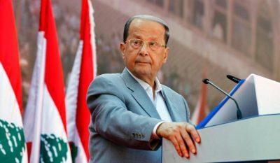 ميشال عون يطالب حاكم مصرف لبنان بمعرفة أسباب ارتفاع سعر صرف الدولار