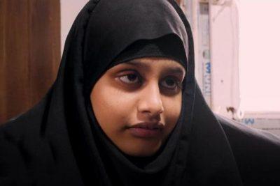 """عروس داعش.. تخلع حجابها وتظهر بـ""""ملابس عصرية"""" كفتيات لندن!"""
