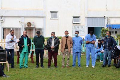 """حول تطورات الحالة الوبائية.. مؤتمر مهم لـ """"وزارة الصحة"""" في غزة اليوم"""