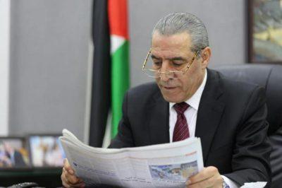 حسين الشيخ: حركة فتح ستشكل حكومة وحدة وطنية إذا فازت في الانتخابات التشريعية