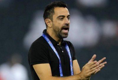 برشلونة يطلب من تشافي عدم تجديد عقده مع السد