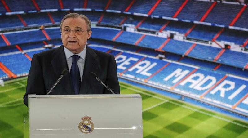 فلورنتينو بيريز: أريد إنقاذ كرة القدم بـ