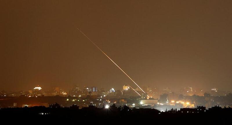 صفارات الإنذار تدوي في مستوطنة سديروت