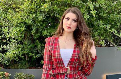 سارة العمراني تخطف الأنظار بأحدث إطلالة لها (شاهد)