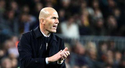 رسميا.. ريال مدريد يعلن استقالة مدربه زين الدين زيدان