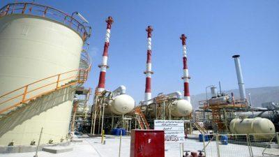 إيران ترفع صادراتها من الغاز إلى العراق لـ30 مليون متر مكعب