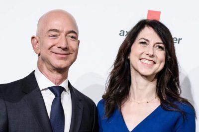 طليقة مؤسس أمازون تتبرع بمبلغ 2,74 مليار دولار