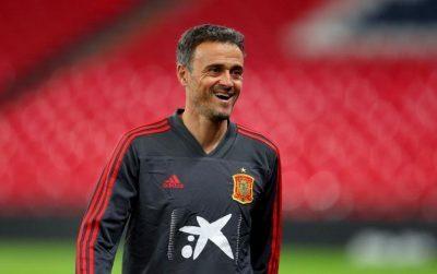 """مدرب منتخب إسبانيا: """"ستكون مباراة قوية وصعبة أمام السويد"""""""
