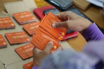 بتمويل أوروبي.. بطاقات التموين جاهزة لـ 55 ألف أسرة لبنانية