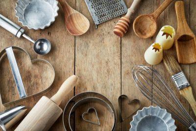 أفكار لتنظيف أدوات المطبخ لتصبح كأنها جديدة