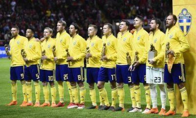 منتخب السويد يخضع لإجراءات احترازية أكثر صرامة بعد إصابة ثنائي بـ (كورونا)