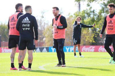 تصفيات مونديال 2022: استئناف المنافسات بقمة بين الارجنتين وتشيلي