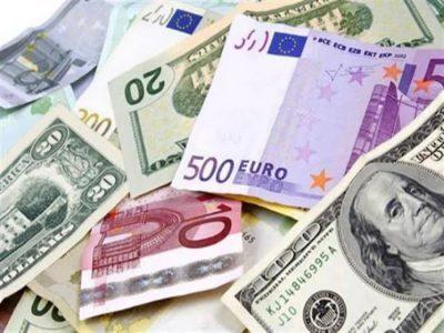 أسعار صرف العملات مقابل الشيكل اليوم الإثنين
