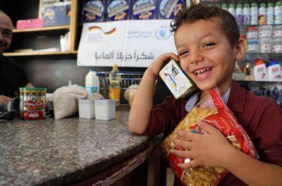 يزيد الدعم إلى 300 ألف شخص.. برنامج الأغذية العالمي يوسع نطاق دعمه للأسر اللبنانية
