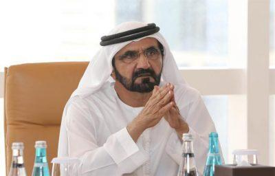 مساعدات مالية للمحتاجين من الشيخ محمد بن راشد أل مكتوم