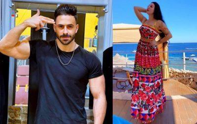 رامي دياب لا يستحق الهجوم عليه بعد صورته على البحر مع الراقصة صافيناز (شاهد)