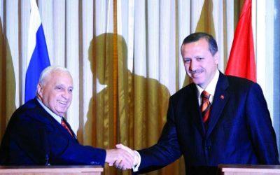 العلاقة الإسرائيلية مع تركيا تراوح مكانها