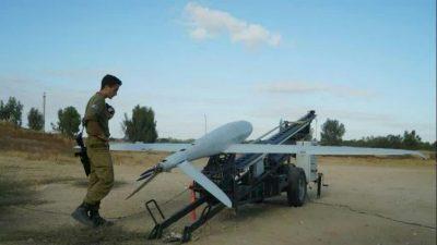 الجيش الإسرائيلي يكشف عن استخدام طائرة لأول مرة خلال العدوان على غزة