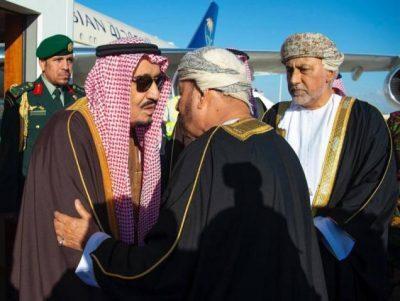سلطان عُمان إلى المملكة السعودية.. الخلف على خطى السلف