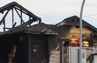 مأساة عائلتين مسلمتين في كندا.. حريق يقتل 7 بينهم أطفال